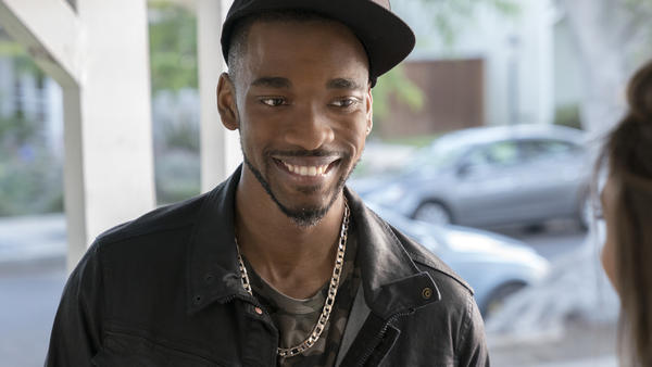 Jay Pharoah plays a character inspired by Jamie Foxx in <em>White Famous</em>.