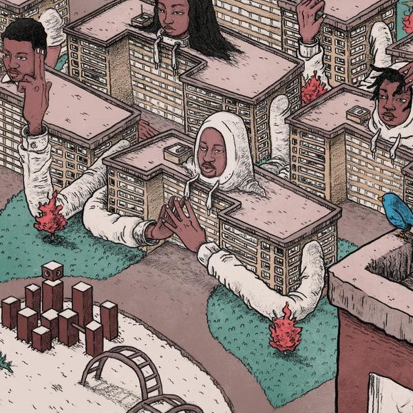 Open Mike Eagle, <em>Brick Body Kids Still Daydream</em>