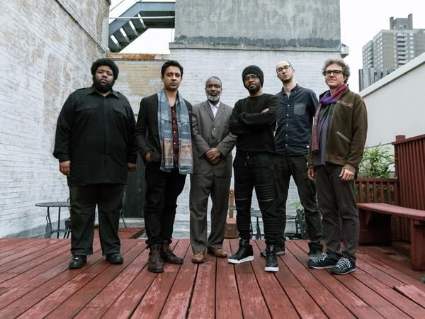 The Vijay Iyer Sextet.