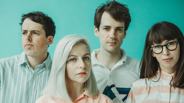 The new album from Alvvays, <em>Antisocialites, </em>is out Sep. 8.