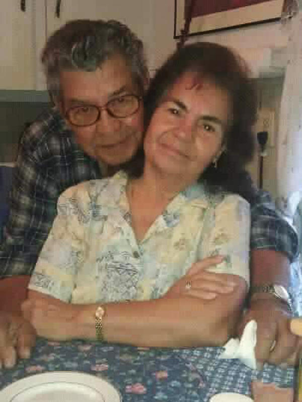 Manuel and Belia Saldivar