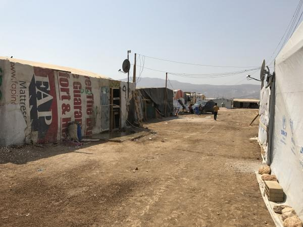 The United Nations has registered more than 1 million Syrian refugees in Lebanon, but there actual numbers are known to be much higher.