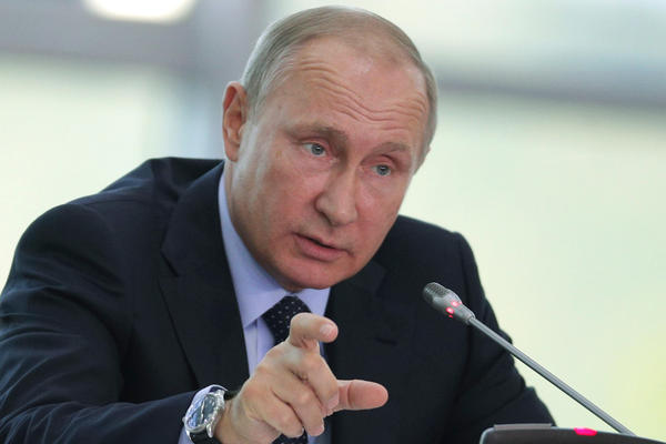 Russian President Vladimir Putin, infuriated with the sanctions of the Magnitsky Act, retaliated by imposing a ban on Russian adoptions.