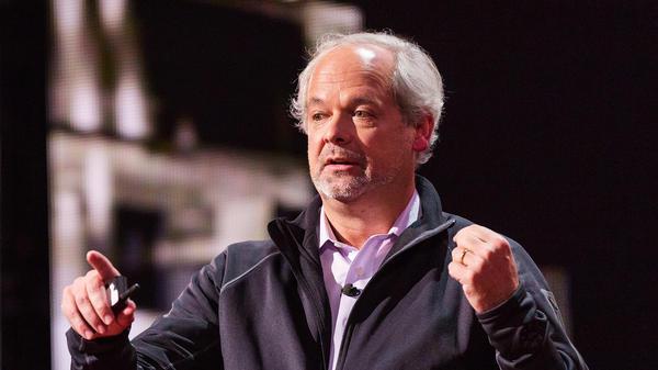 We're at this break point where we can read life code. We can copy life code. We can edit life code. - Juan Enriquez