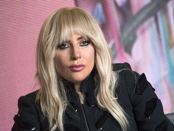 Singer Lady Gaga at the 2017 Toronto International Film Festival on Sept. 8.