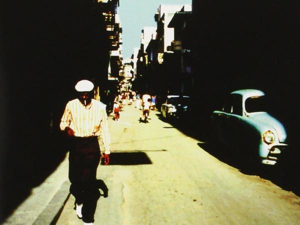 The iconic cover photo for the 1997 album <em>Buena Vista Social Club</em>.