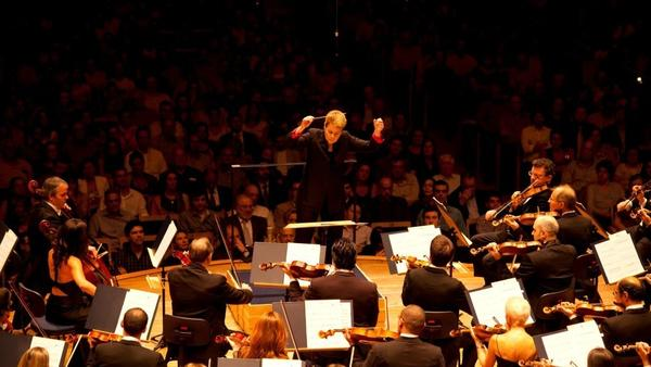 Marin Alsop is the music director of the Baltimore Orchestra Symphony.