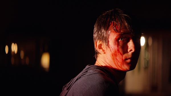Teen, Idle: Owen Campbell stars as Zach in <em>Super Dark Times.</em>