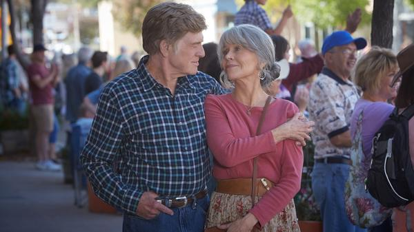 Fifty years after playing newlyweds in<em> Barefoot In The Park</em>, Robert Redford and Jane Fonda are co-starring again in the new film <em>Our Souls At Night</em>.