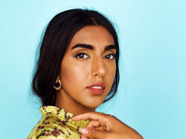 """The Sun And Her Flowers"" is Rupi Kaur's second collection of poetry."