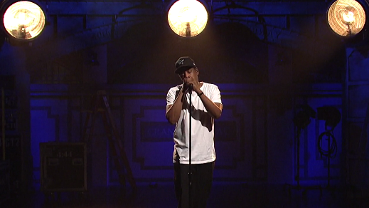 The personal was political for Jay-Z on <em>Saturday Night Live</em>.