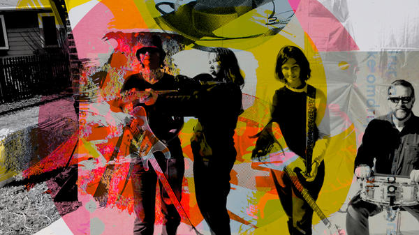 "The Breeders' new song is titled ""Wait in the Car."""