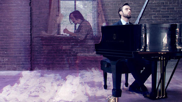 Pianist Daniil Trifonov, performing in a video of Chopin's Fantasy-Impromptu, Op. 66.