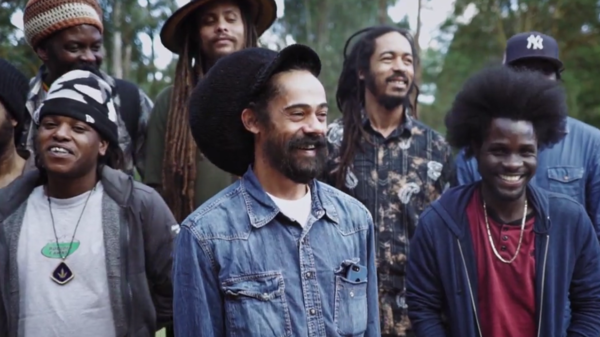 Damian Marley, <em>Stony Hill to Addis</em>