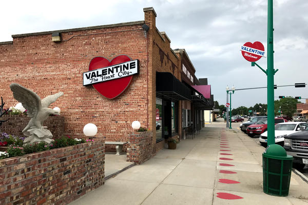 More young people are transplanting to small towns, such as Valentine, Neb., population 2,700 and the largest town of its size for at least a two-hour drive in any direction.