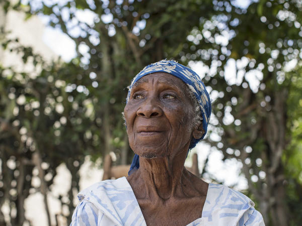 On Oct. 2, 1937, the Dominican military under Dominican dictator Rafael Trujillo began to go town to town and indiscriminately massacre Haitians families, as well as Dominicans of Haitian descent. Germéne Julien, 83, is a massacre survivor.