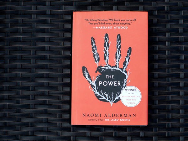 <em>The Power</em> By Naomi Alderman.