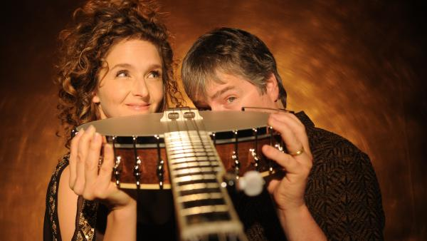 Béla Fleck & Abigail Washburn's <em>Echo In The Valley</em> is out Oct. 20.