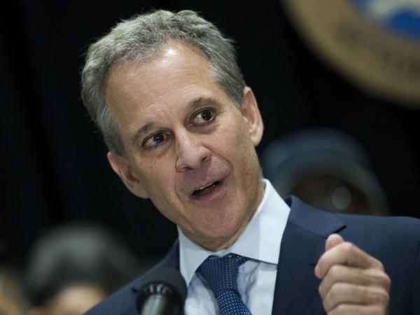 New York Attorney General Eric Schneiderman says he is joining with peers in California and several other states to file a lawsuit to protect the insurers' subsidies.