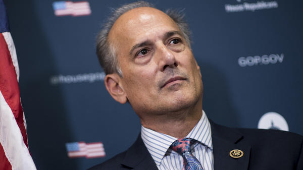 Rep. Tom Marino, R-Pa., was blamed in media reports for sponsoring a bill that the Drug Enforcement Administration had warned would hamper its ability to limit America's deadly opioid crisis.