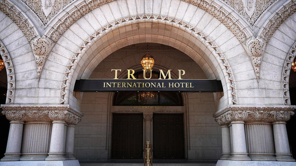 Citizens for Responsibility and Ethics in Washington filed a suit just three days after President Trump took office. The suit alleges he is violating the Constitution's ban on accepting foreign payments, or emoluments.