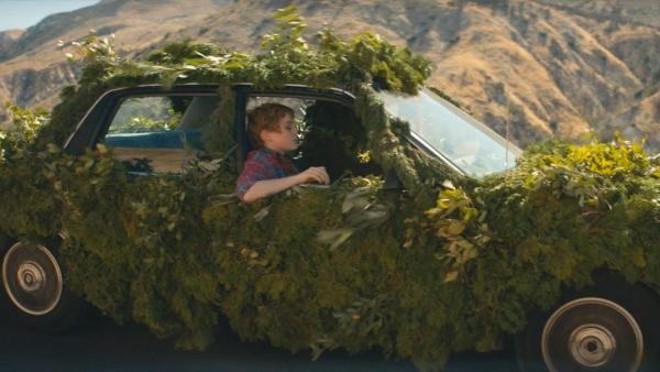 """A still from The War On Drugs' """"Nothing To Find"""" video."""
