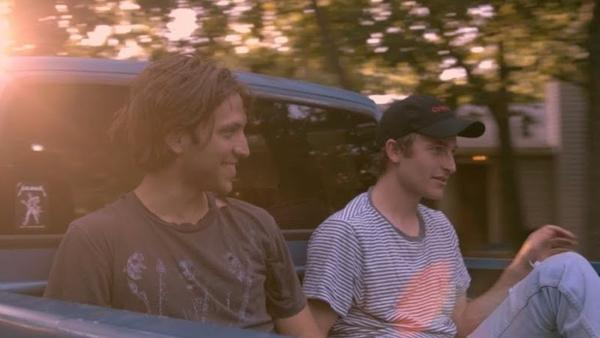 """A still from Hovvdy's video for """"Petal"""""""