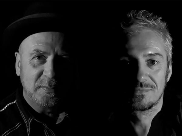 Lost Horizons: Simon Raymonde (left) and Richie Thomas