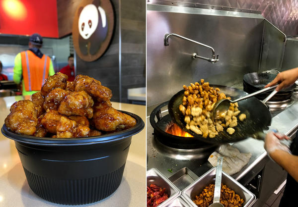 "Thirty years ago today, Panda Express came up with the recipe for Orange Chicken — dark chicken meat coated with a light batter, tossed with a savory sweet-and-sour source. It's the company's signature dish, emblematic of ""American Chinese"" food."