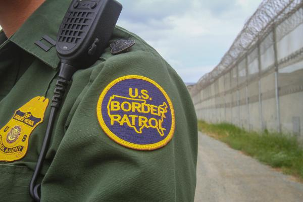 The Border Patrol says it was compelled to follow the law in detaining 10-year-old Rosa Maria Hernandez last week.