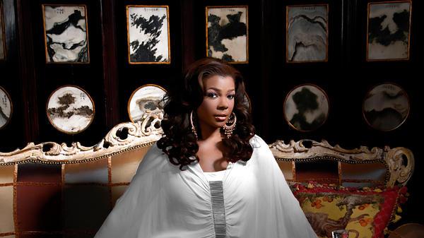 Syleena Johnson's <em>Rebirth Of Soul</em> is out Nov. 10.