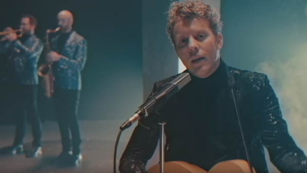 "Anderson East in the ""King For A Day"" video, a track featured on <em>Encore</em>, out Jan. 12, 2018."