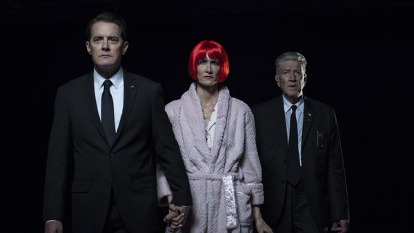 It's Dead ... Wrapped (Up) in Hardcover: A new book provides the narrative closure that this summer's<em> Twin Peaks: The Return</em> (starring Kyle MacLachlan, Laura Dern and David Lynch) eschewed.