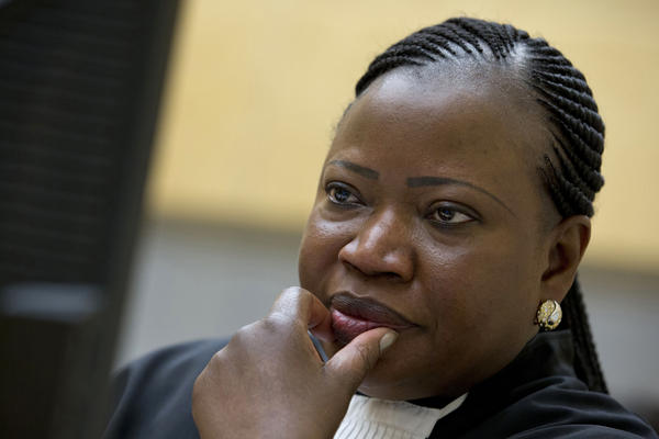 ICC prosecutor Fatou Bensouda said she has decided to request authorization to open a formal investigation of war crimes in Afghanistan.
