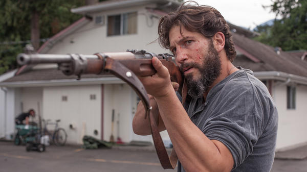 Jon Bernthal stars as Sam in <em>Sweet Virginia</em>.