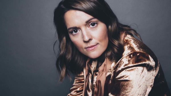 Brandi Carlile's <em>By The Way, I Forgive You</em> comes out Feb. 16.