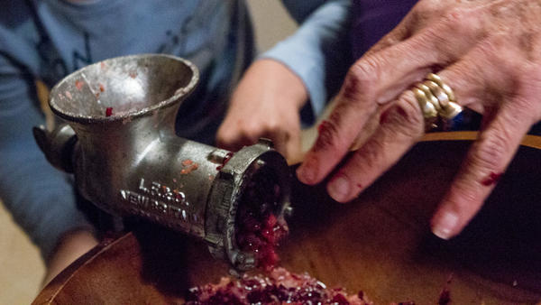 Sure, a modern fancy food processor might get the job done with more flourish, but there is absolutely nothing wrong with a good old-fashioned meat grinder.