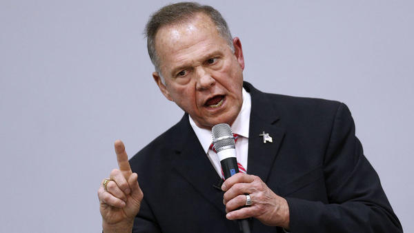 Alabama GOP Senate candidate Roy Moore has been accused of sexual misconduct by several women, including one who says he initiated sexual contact with her when she was 14.