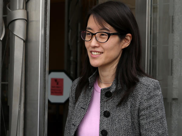Ellen Pao sued her former employer, the venture capital firm Kleiner Perkins Caulfield and Byers, alleging she was discriminated against and sexually harassed. She lost the case but is seen as a leading voice on harassment in Silicon Valley.