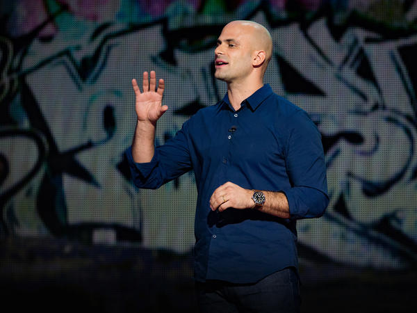 Sam Kass speaks at TED Talks Live - Education Revolution.