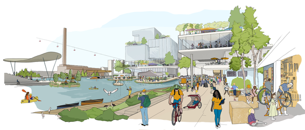 Sidewalk Labs, a unit of Google parent Alphabet, is partnering with Toronto to redesign part of the city's eastern waterfront as a high-tech urban neighborhood.