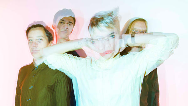 This month's playlist includes a song by Glintshake, an avant-garde band from Moscow.