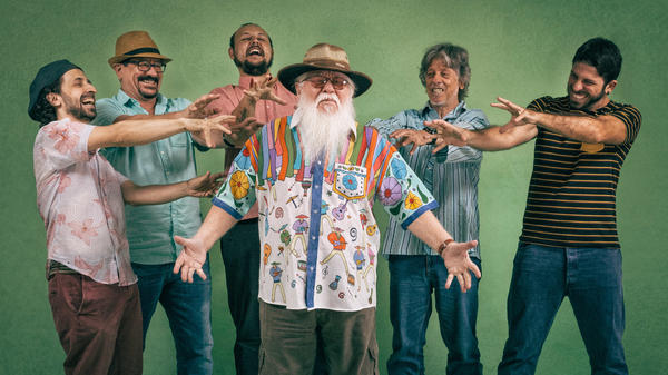 <em>No Mundo Dos Sons</em>, the latest album from Hermeto Pascoal and his group, is available now.