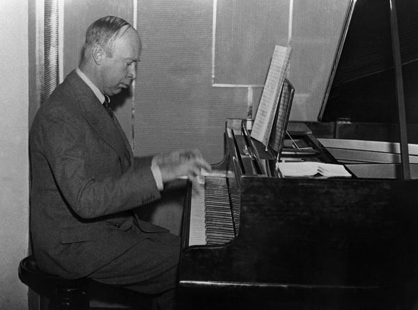 Composer Sergei Prokofiev. (AFP/Getty Images)