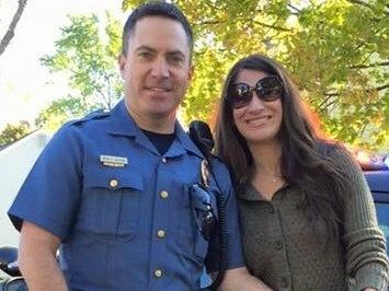 "Ani McHugh, a high school English teacher, and her husband, Patrick McHugh, a police officer, live in Delran, N.J. ""I don't see how they can say this helps middle class people in New Jersey,"" Ani McHugh says of the Republican tax plan."