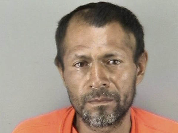 Jose Ines Garcia Zarate, acquitted last week of killing Kate Steinle in San Francisco, now faces federal gun and immigration charges.