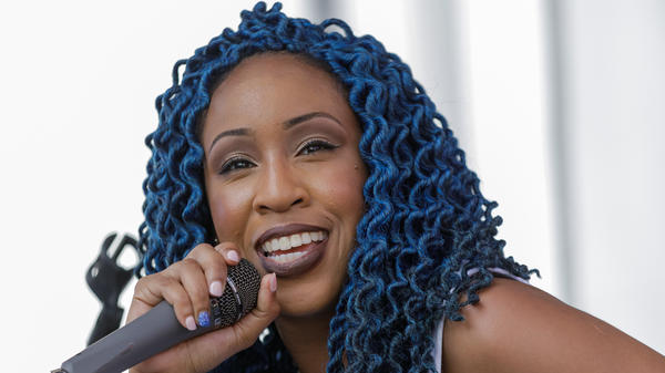 "Genesis Blu calls herself a ""raptivist"" — a mix of rapper and activist."