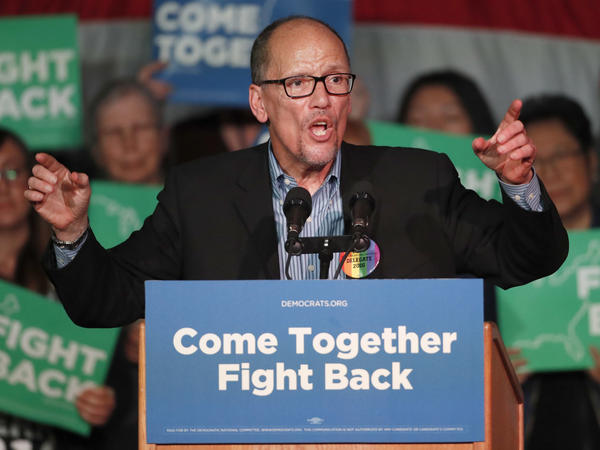 DNC Chairman Tom Perez has called for the party to reform the way it uses superdelegates in its presidential nominating process.