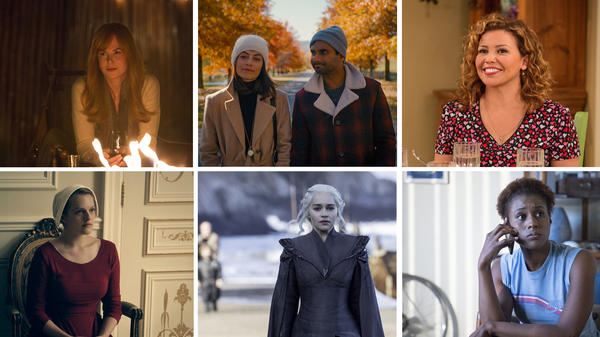 <em>Big Little Lies, Master of None, One Day at a Time, The Handmaid's Tale, Game of Thrones</em> and <em>Insecure</em> all made NPR's top list.