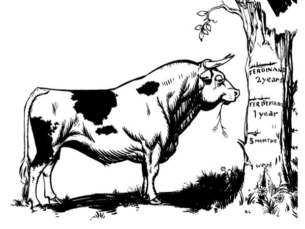 In the late 1930s, <em>The Story of Ferdinand </em>briefly<em> </em>outsold<em> Gone With The Wind. </em>